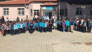 GENÇ GİRİŞİMCİLER, DAZKIRI'DA