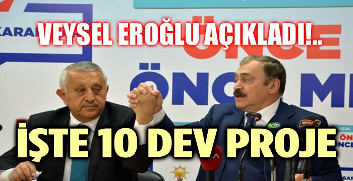 İŞTE 10 DEV PROJE!..