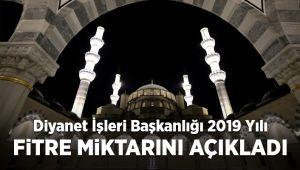 2019 YILI FİTRE BEDELİ BELLİ OLDU