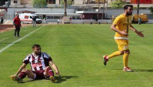 AFJET AFYONSPOR YİNE MAĞLUP:2-0