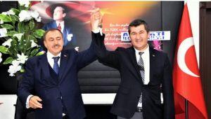 AK PARTİ'DEN ÇAY'A HAYIRLI OLSUN ÇIKARMASI