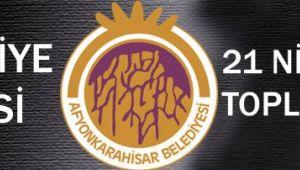 BELEDİYE MECLİSİ 21 NİSAN'DA TOPLANACAK MECLİS İLK TOPLANTISINI YAPACAK