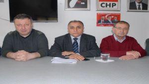 CHP İL BAŞKANI NEVZAT ERCAN'DAN FLAŞ AÇIKLAMALAR!..