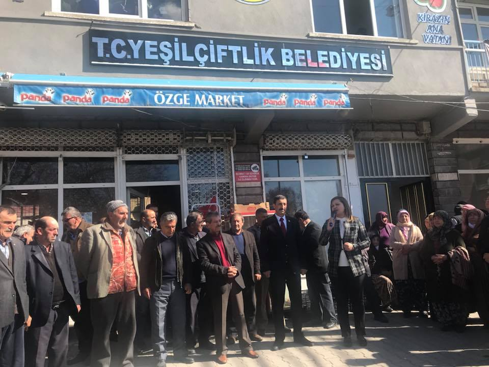 CHP'Lİ BELEDİYELERDE