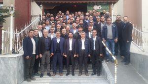 EĞİTİM BİR SEN 1 NO'LU ŞUBE DİVAN TOPLANTISI YAPILDI