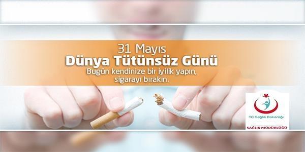 BAĞIMLI OLMAYIN, SİGARAYI BIRAKIN, ÖZGÜR OLUN!..