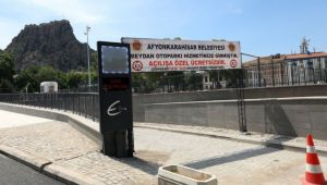BAYRAM SONUNA KADAR MEYDAN OTOPARKI ÜCRETSİZ!..