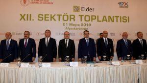 ELDER 12. SEKTÖR TOPLANTISI AFYONKARAHİSAR'DA YAPILDI