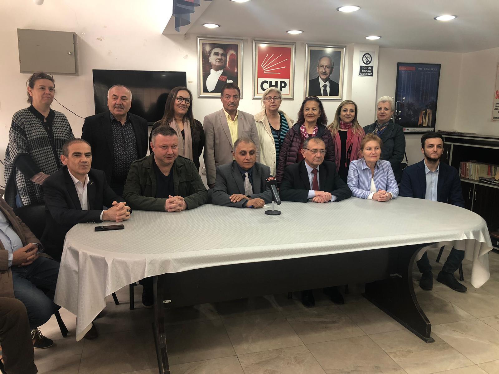 """""""HALK 23 HAZİRAN'DA AKP'YE GEREKEN DERSİ VERECEK"""""""