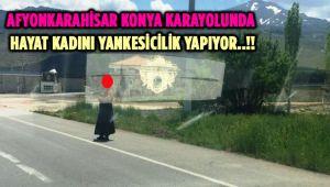 HAYAT KADINI YANKESİCİLİK YAPIYOR..!!
