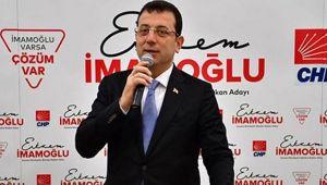 EKREM İMAMOĞLU, İSTANBUL BB BAŞKANI SEÇİLDİ