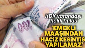 EMEKLİLERİ SEVİNDİREN HABER!..