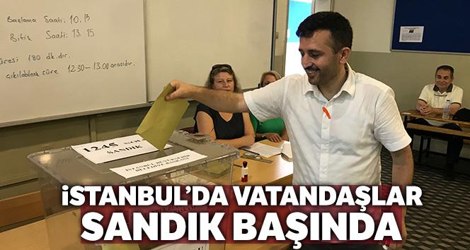 İSTANBUL SANDIK BAŞINDA!..