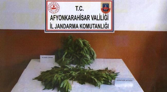 JANDARMA ŞÜPHELİ ŞAHISLARI YAKALADI