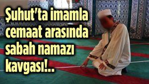SABAH NAMAZINA GELMEYEN İMAMA BASTONLA SALDIRDI!..
