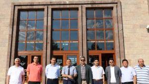 TCDD GENEL MÜDÜRLÜĞÜ'NDEN AFYON'A ZİYARET