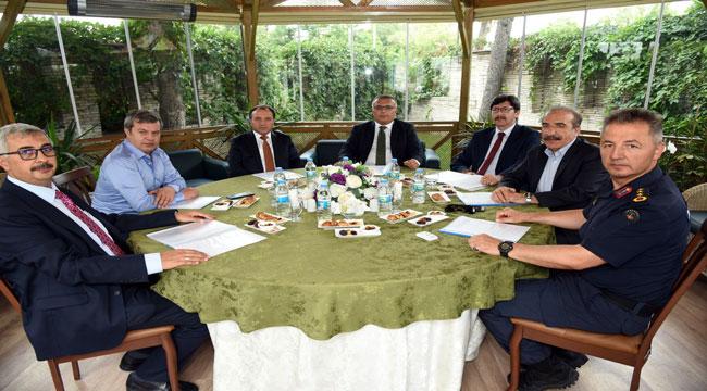 2019 KPSS KOORDİNASYON KURULU TOPLANTISI YAPILDI