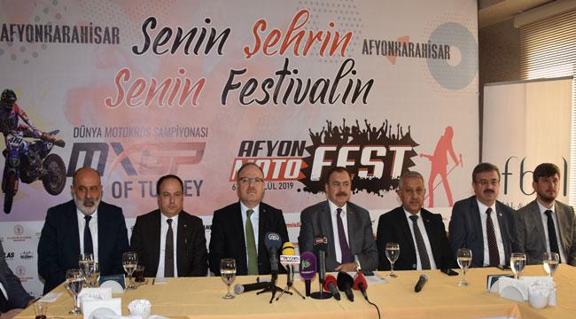 AFYON MOTOFEST TÜRKİYE FEST OLACAK!
