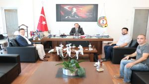 AKADEMİSYENLER SERTESER'İ ZİYARET ETTİ