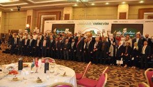 EMİNEVİM 800 KİŞİYİ 'EV'LENDİRDİ