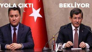 ENİŞTELERİN YENİ PARTİ YOLCULUĞU BAŞLADI!..