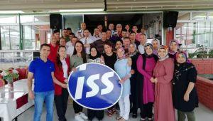 İSS PERSONELİNE HIDIRLIK SEYİR RESTAURANT'TA MORAL ETKİNLİĞİ