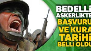 MSB'DEN BEDELLİ ASKERLİK DUYURUSU!..