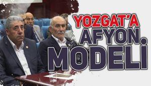 YOZGAT'TA JEOTERMALE AFJET MODELİ!..