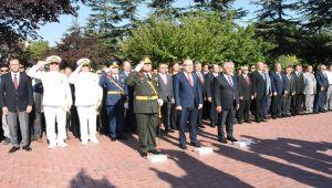 30 AĞUSTOS ZAFER BAYRAMI İLİMİZDE COŞKUYLA KUTLANDI