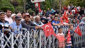 AFYONKARAHİSAR'DA KURTULUŞ COŞKUSU!..