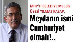 BELEDİYE MECLİSİNDE MUHALEFET CUMHURİYET'TE BİRLEŞTİ!..