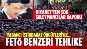 DİYANET'TEN ŞOK RAPOR: CİDDİYE ALINMALI!..