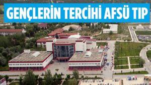 GENÇLER, AFSÜ TIP'I TERCİH ETTİ!..