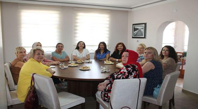 KADIN GİRİŞİMCİLER EMİRDAĞ'DA TOPLANDI