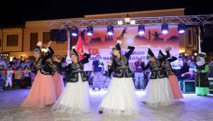 ULUSLARARASI HALK OYUNLARI FESTİVALİ BAŞLADI