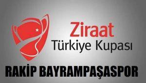 AFJET AFYONSPOR'UN KUPADAKİ RAKİBİ BAYRAMPAŞASPOR