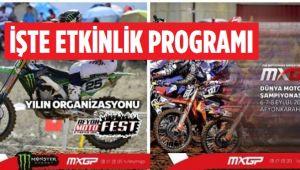 AFYON MOTOFEST'İN PROGRAMI NETLEŞTİ