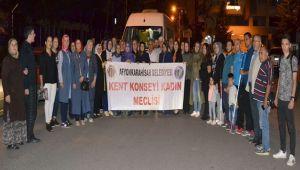 AFYONKARAHİSAR BELEDİYESİ KENT KONSEYİ KADIN MECLİSİ DİYARBAKIR'DA