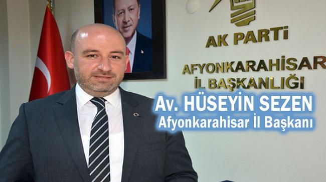 AK PARTİ YEREL YÖNETİMLER TOPLANTISI AFYON'DA YAPILACAK