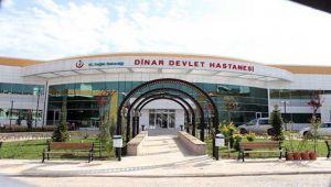 DİNAR DEVLET HASTANESİ'NE 15 DOKTOR ATANDI