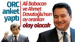 ORC'DEN BOMBA SEÇİM ANKETİ!..