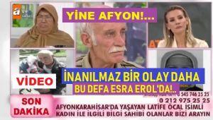 65 YAŞINDAKİ ADAM HASTA EŞİNİ ALDATTI, DOLANDIRILDI, TELEVİZYONA KOŞTU!..