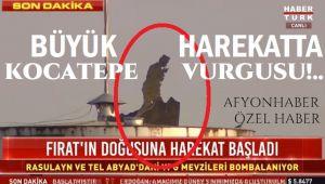 BÜYÜK HAREKAT, KOCATEPE ANITI SİLÜETİ İLE BAŞLADI!..