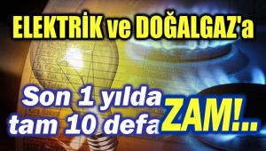 SON 1 YILDA 10 DEFA ZAM!..