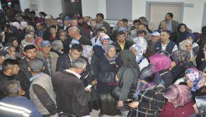 ŞUHUT'TA 40 KİŞİLİK İŞ İÇİN 650 KİŞİ MÜLAKATA GİRDİ