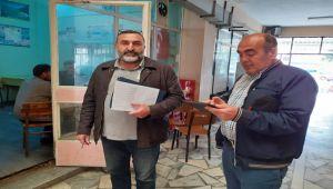 ŞUHUT'TA İŞ YERLERİNDE SİGARA DENETİMİ YAPILDI