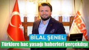 TÜRKLERE HAC YASAĞI HABERLERİ GERÇEKDIŞI!..