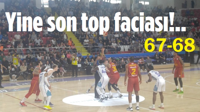 YİNE SON TOP FACİASI!.. 67-68