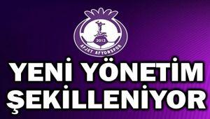AFJET AFYONSPOR'DA YÖNETİM ŞEKİLLENİYOR!..