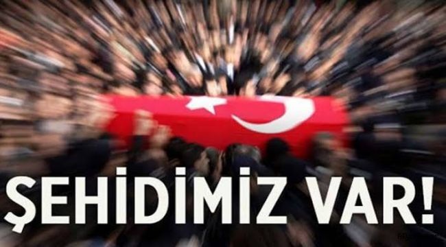 AFYON'A ŞEHİT ATEŞİ DÜŞTÜ!